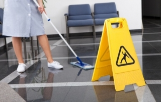 Cleaning Tips for a Healthy Work Environment